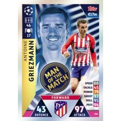 Antoine Griezmann Man of the Match 398