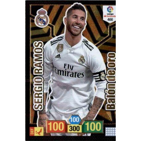 Sergio Ramos Balon de Oro 466