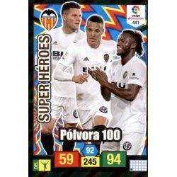 Polvora 100 Super Heroes 441
