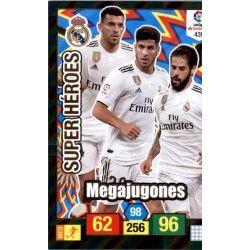 Megajugones Super Heroes 439 Adrenalyn XL La Liga Santander 2018-19