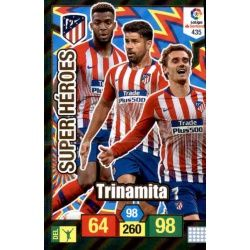 Trinamita Super Heroes 435 Adrenalyn XL La Liga Santander 2018-19