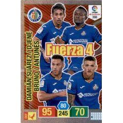Getafe Fuerza 4 398