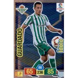 Guardado Ídolos 367 Adrenalyn XL La Liga Santander 2018-19