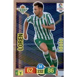 Loren Ídolos 368 Adrenalyn XL La Liga Santander 2018-19