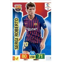 Sergi Roberto Barcelona 56