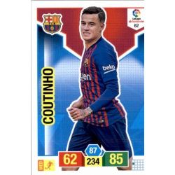 Coutinho Barcelona 62