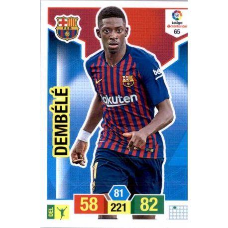 Dembele Barcelona 65