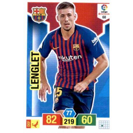 Lenglet Barcelona 68