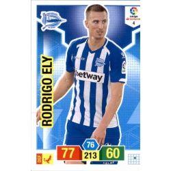 Rodrigo Ely Alavés 4Adrenalyn XL La Liga Santander 2018-19