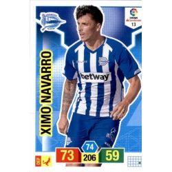 Ximo Navarro Alavés 13