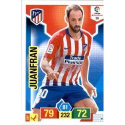 Juanfran Atlético Madrid 38