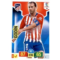 Godín Atlético Madrid 39