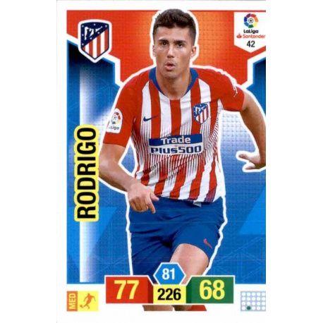 Rodrigo Atlético Madrid 42