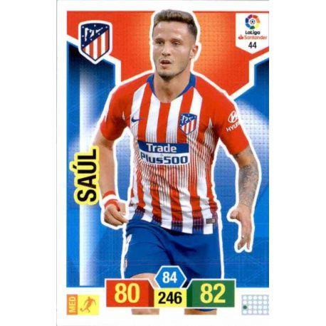 Saúl Atlético Madrid 44