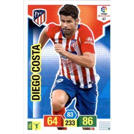 Diego Costa Atlético Madrid 47
