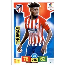 Thomas Atlético Madrid 50