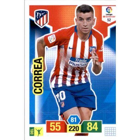 Correa Atlético Madrid 52