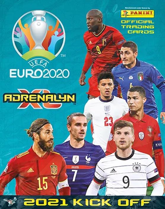 Adrenalyn XL Uefa Euro 2020 Kick Off 2021