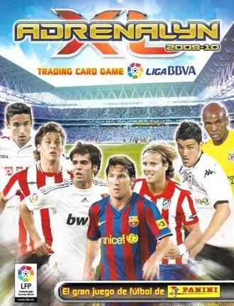 Adrenalyn XL Liga 2009-10