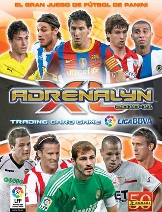 Adrenalyn XL Liga 2010-11