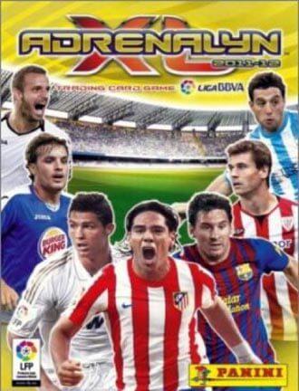 Adrenalyn XL Liga 2011-12