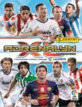Adrenalyn XL Liga 2012-13
