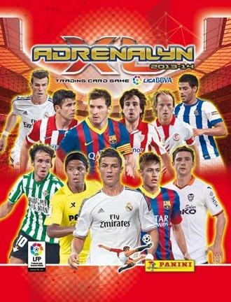 Adrenalyn XL Liga 2013-14