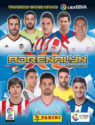 Adrenalyn XL Liga 2014-15