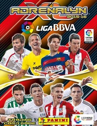 Adrenalyn XL Liga 2015-16