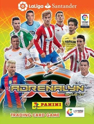 Adrenalyn XL Liga 2016-17