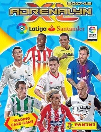 Adrenalyn XL Liga 2017-18