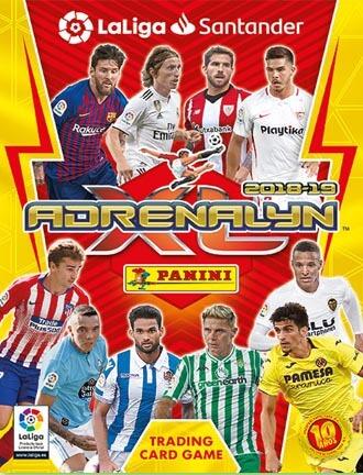 Adrenalyn XL Liga 2018-19