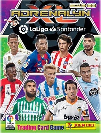Adrenalyn XL Liga Santander 2019-20