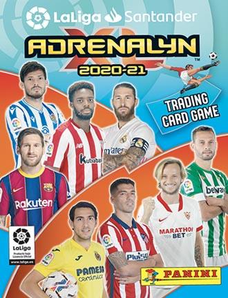 Adrenalyn XL Liga Santander 2020-21