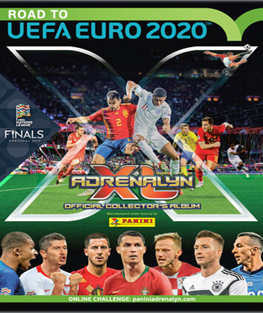 Adrenalyn XL Road to Euro 2020