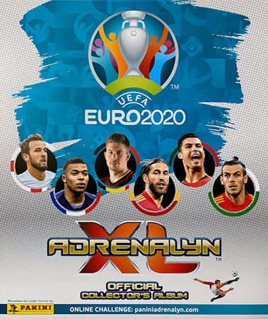 Adrenalyn XL Uefa Euro 2020