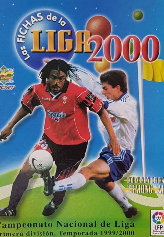 Mundicromo Fichas Liga 2000