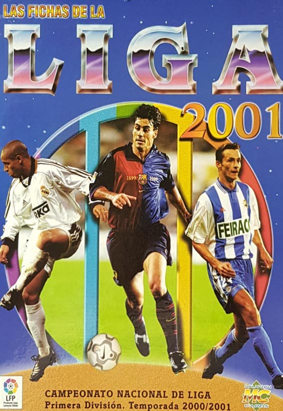 Mundicromo Fichas 2001
