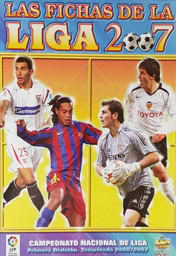 Fichas Liga 2007