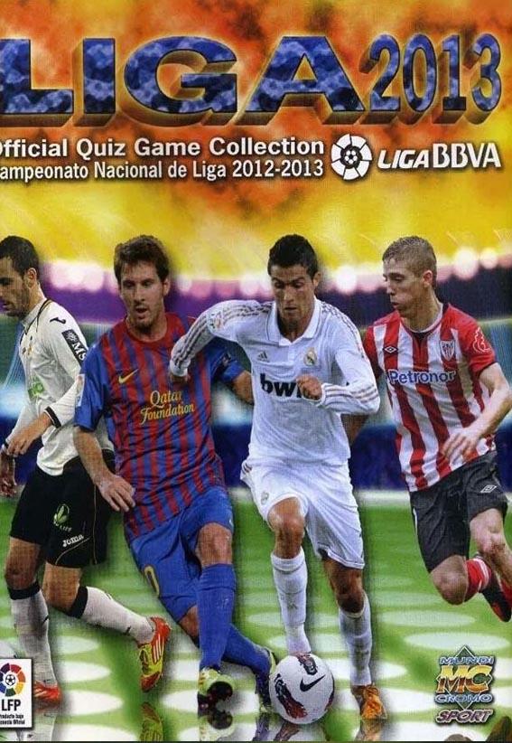 Fichas de La Liga 2013
