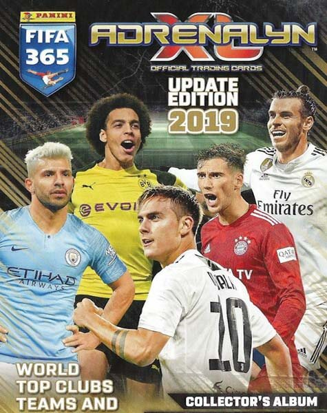 Adrenalyn XL Fifa 365 Update Edition 2019