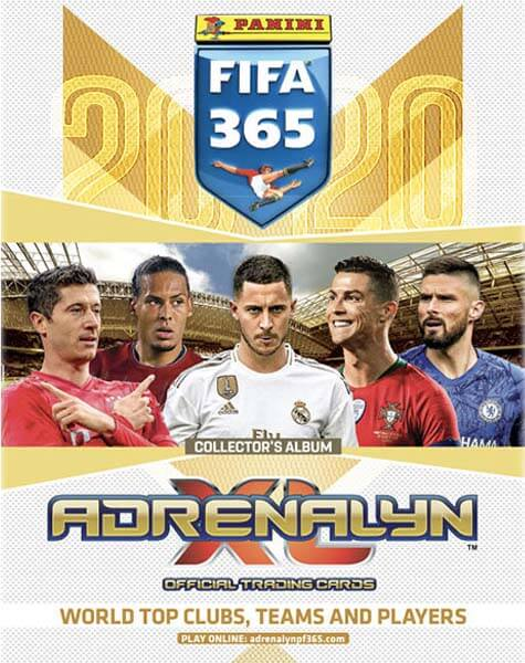 Adrenalyn XL Fifa 365 2020