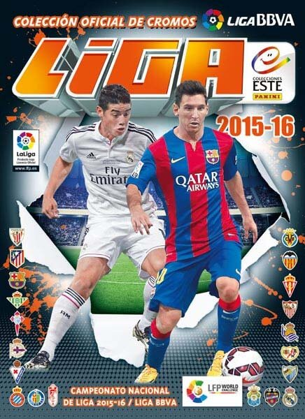 Liga Este 2015-16