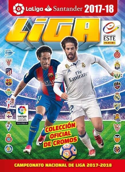 Panini Liga Este 2017-18