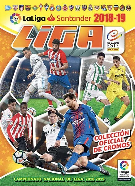 Panini Liga Este 2018-19
