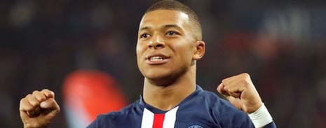 Trading Cards Mbappé