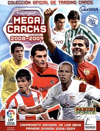 Megacracks 2008-09