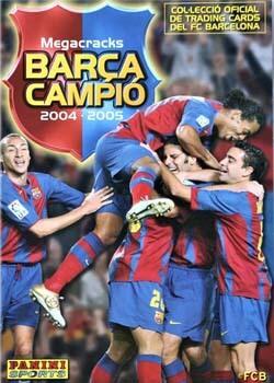 Megacracks Barça Campió