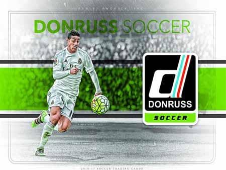 Panini Donruss Soccer 2015-16