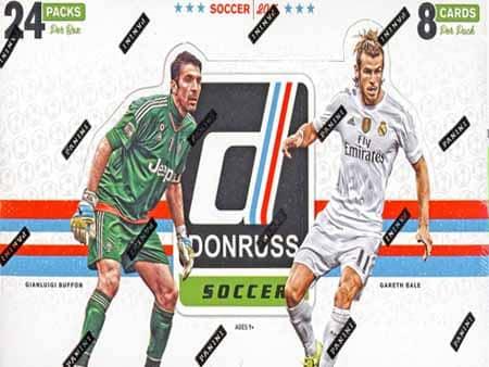 Panini Donruss Soccer 2016-17